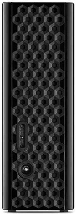HDD Extern Seagate STEL10000400, 10TB, Backup Plus Hub, 3.5inch, USB 3.0 (Negru)