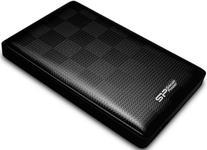 "HDD Extern Silicon Power Diamond D03, 1TB, USB 3.0, 2.5"" (Negru)"