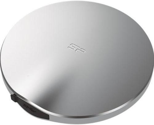 SSD Extern Silicon Power Bolt B80, 240GB, USB 3.0 (Argintiu)