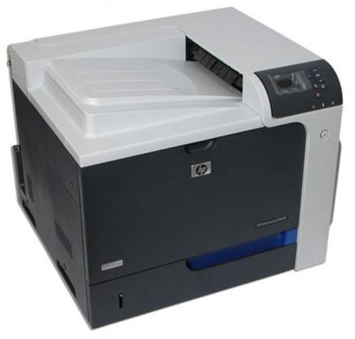 Imprimanta Refurbished Laser Color Hp CP4525DN, Duplex, Retea, USB, 42 ppm