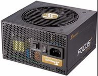 Sursa Full Modulara Seasonic Focus Plus 1000 Gold, 1000W, 80+ Gold