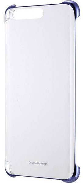 Protectie Spate Huawei 51992052 pentru Huawei Honor 9 (Transparent/Albastru inchis)