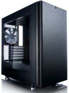 Carcasa Fractal Design Define Mini C Window, Mini-Tower (Negru)
