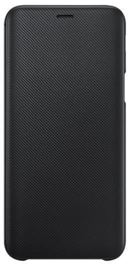 Husa Flip Cover Samsung EF-WJ600CBEGWW pentru Samsung Galaxy J6 (Negru)