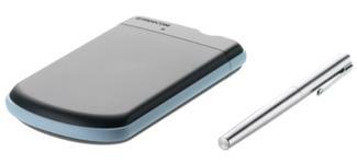 "HDD Extern ToughDrive, 2TB, 2.5"", USB 3.0 (Negru)"