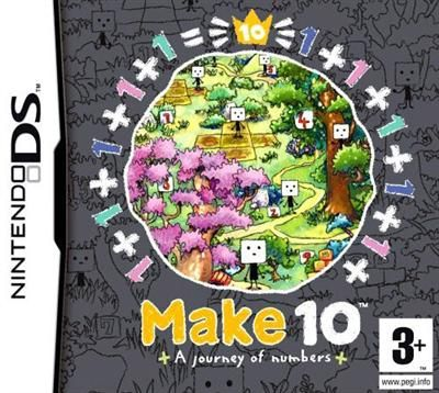 make 10 a journey of numbers (ds)