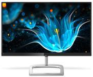 "Monitor IPS LED Philips 23.8"" 246E9QJAB, Full HD (1920 x 1080), VGA, HDMI, DisplayPort, Boxe, 5 ms (Negru/Argintiu)"