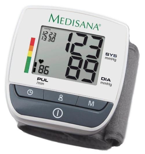 Tensiometru de incheietura Medisana BW 310 (Alb)
