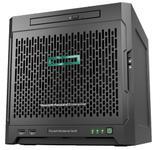 Sistem Server HP ProLiant MicroServer Gen10 (Procesor AMD Opteron X3216 (1M Cache, 3.00 GHz), 8GB UDIMM DDR4, No HDD, LFF 3.5 inch, Negru
