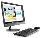 """All-in-One PC Lenovo IdeaCentre 520 (Procesor Intel® Core™ i5-8400T (6M Cache, up to 3.30 GHz), Coffee Lake, 21.5"""" FHD, Touch, 4GB, 1TB HDD@7200RPM, Intel® UHD Graphics 630, Mouse + Tastatura, Negru)"""