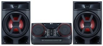Sistem Audio LG XBOOM CK43, CD, Bluetooth, 300 W (Negru)