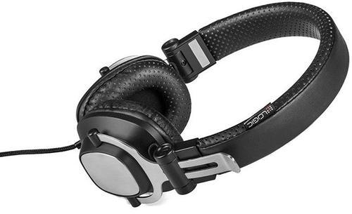 Casti Stereo Logic MH-6, Microfon (Negru)