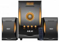 Boxe Akai SS032A-3515, 2.1, 38 W, Bluetooth, Radio FM (Negru)