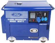 Generator Curent Electric FordTools FD6700S, 5000 W