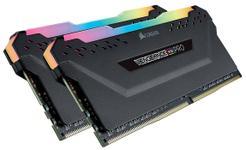 Memorie Corsair Vengeance RGB PRO, DDR4, 2x8GB, 3600MHz (Negru)