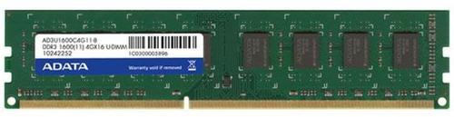 Memorie A-DATA Premier AD3U1600W4G11-R, DDR3, 1x4GB, 1600MHz