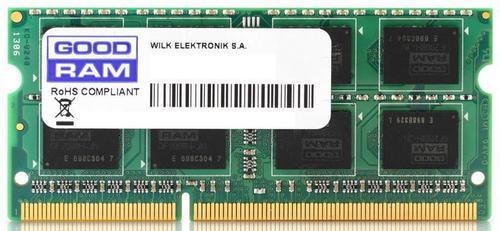 Memorie Laptop GOODRAM GR1333S364L9S/4G, DDR3, 1x4GB, 1333 MHz