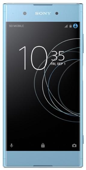 Telefon Mobil Sony Xperia XA1 Plus, Procesor Octa-Core 2.3GHz/ 1.6GHz, IPS LCD Capacitive Touchscreen 5.5inch, 4GB RAM, 32GB Flash, 23MP, Wi-Fi, 4G, Dual Sim, Android (Albastru)