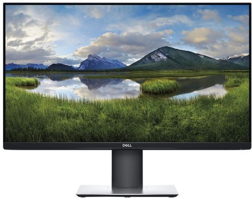 Monitor IPS LED Dell 21.5inch P2219H, Full HD (1920 x 1080), VGA, HDMI, DisplayPort, USB 3.0, Pivot, 5 ms (Negru/Argintiu)