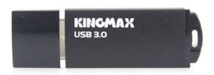 Stick USB KingMax MB-03, 16GB, USB 3.0 (Negru)