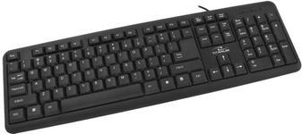 Tastatura Esperanza Titanum TK101, USB (Negru)