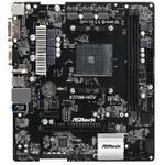 Placa de baza ASRock X370M-HDV, AM4, DDR4