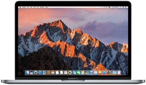 Laptop Apple MacBook Pro 13 Retina (Procesor Intel® Core™ i5 (4M Cache, up to 3.80 GHz), Kaby Lake, 13.3inch, Retina Touch Bar, 8GB, 256GB SSD, Intel Iris Plus 655, Mac OS High Sierra, Layout RO, Gri)