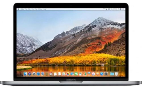 Laptop Apple MacBook Pro 15 Retina (Procesor Intel® Core™ i7 (9M Cache, up to 4.30 GHz), Kaby Lake, 15.4inch, Retina, Touch Bar, 16GB, 512GB SSD, AMD Radeon Pro 560X@4GB, Mac OS High Sierra, Layout INT, Gri)