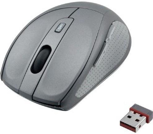 Mouse Optic Wireless i-BOX SWIFT PRO, USB (Gri)