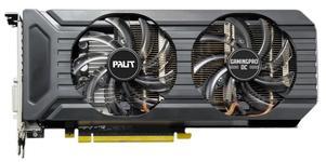Placa video Palit GeForce GTX 1060 GamingPro OC, 6GB, GDDR5, 192-bit