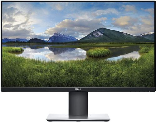 Monitor IPS LED Dell 23.8inch P2419HC, Full HD (1920 x 1080), HDMI, DisplayPort, Pivot, 5 ms (Negru/Argintiu)