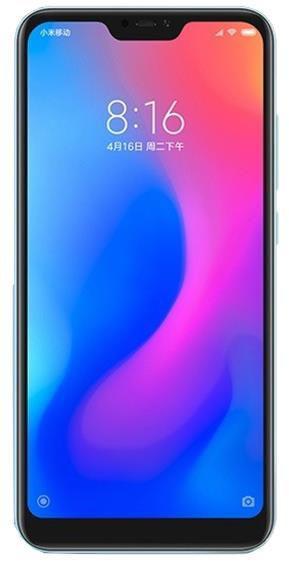 Telefon Mobil Xiaomi Mi A2 Lite, Procesor Octa-Core 2.0GHz, IPS LCD Capacitive touchscreen 5.84inch, 3GB RAM, 32GB Flash, Camera Duala 12+5MP, Wi-Fi, 4G, Dual Sim, Android (Albastru)