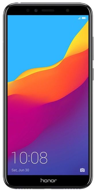 Telefon Mobil Huawei Honor 7A, Procesor Octa-Core 1.4GHz/1.1GHz, IPS LCD Capacitive touchscreen 5.7inch, 2GB RAM, 16GB Flash, Camera Duala 13+2MP, Wi-Fi, 4G, Dual Sim, Android (Negru)