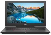 "Laptop Dell G5 5587 (Procesor Intel® Core™ i5-8300H (8M Cache, up to 4.00 GHz), Coffee Lake, 15.6"" FHD, 8GB, 1TB HDD @5400RPM + 128GB SSD, NVIDIA GeForce GTX 1050Ti @4GB, Tastatura Iluminata, FPR, Linux, Negru)"