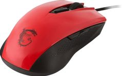 Mouse Gaming MSI CLUTCH GM40 (Rosu)