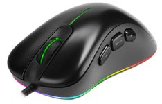 Mouse Gaming Marvo G954m, 10000 DPI, Optic (Negru)