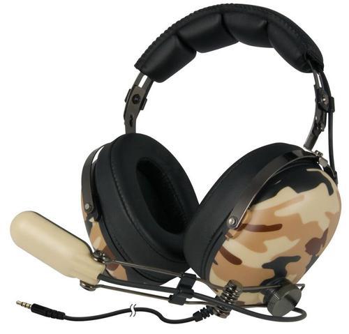 Casti Gaming Arctic P533 Military, Microfon (Multicolor)
