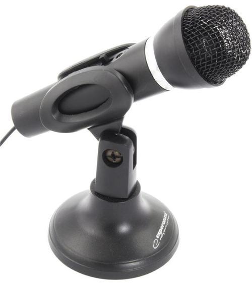 Micorofon Esperanza EH180 Sing (Negru)