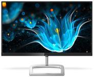 "Monitor IPS LED Philips 21.5"" 226E9QDSB, Full HD (1920 x 1080), VGA, DVI, HDMI, 5 ms (Negru/Argintiu)"