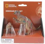Set figurine National Geographic NTS01031, Pachycephalosaurus