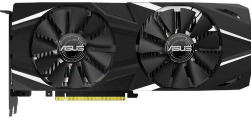 Placa video ASUS GeForce RTX 2080 DUAL OC, 8GB, GDDR6, 256-bit