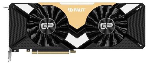 Placa video Palit GeForce RTX 2080 Ti Dual, 11GB, GDDR6, 352 bit