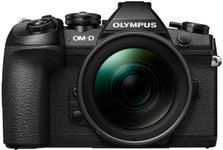 Aparat Foto Mirrorless Olympus E-M1 MARK II Body, 20.4 MP, Filmare 4K, WI-FI + Obiectiv EZ-M12-100 PRO (Negru)