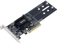 Adaptor Synology PCIe Gen2 x8 Dual M.2 SSD