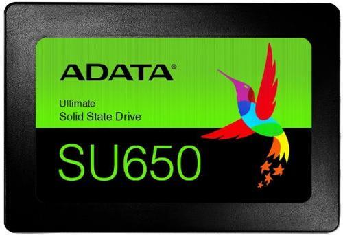 SSD A-DATA Ultimate SU650, 120GB, SATA III 600