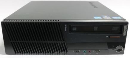 Sistem PC Refurbished Lenovo ThinkCentre M92p Desktop(Procesor Intel Core i7-3770(8M Cache, up to 3.90 GHz), Ivy Bridge, 8GB, 128GB SSD, DVD-RW, Intel® HD Graphics, Win10 Pro)