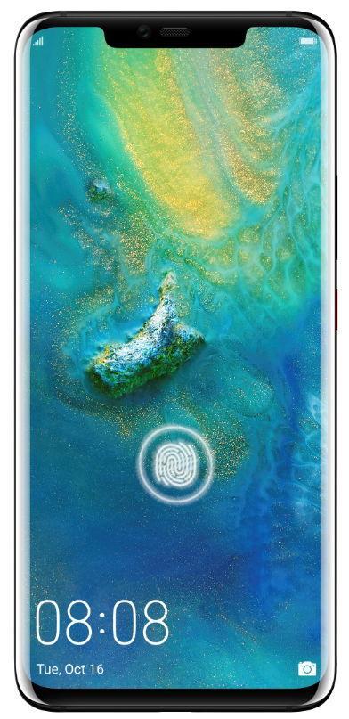 Telefon Mobil Huawei Mate 20 Pro, Procesor Kirin 980, Octa Core, OLED Multitouch 6.39inch, 6GB RAM, 128GB Flash, Camera Tripla 40+20+8MP, 4G, Wi-Fi, Dual Sim, Android (Negru)