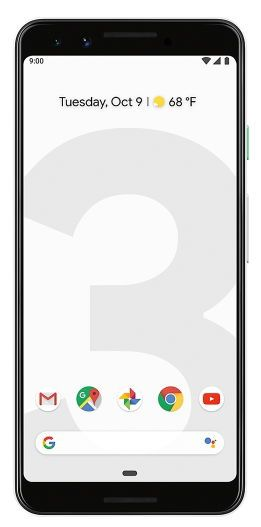 Telefon Mobil Google Pixel 3, Procesor Snapdragon 845, Octa-Core 2.5GHz / 1.6GHz, P-OLED Capacitive touchscreen 5.5inch, 4GB RAM, 128GB Flash, 12.2MP, Wi-Fi, 4G, Android (Alb)