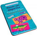 Puzzle magnetic MomKi MK078, 46 piese