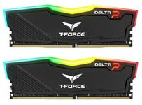 Memorie Team Group Delta T-Force RGB, 2x8GB, 3000 MHz